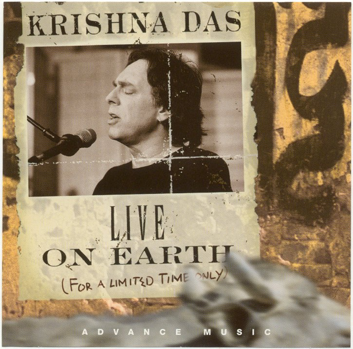 Krishna Das Live on Earth...For a Limited Time Only 2 CD