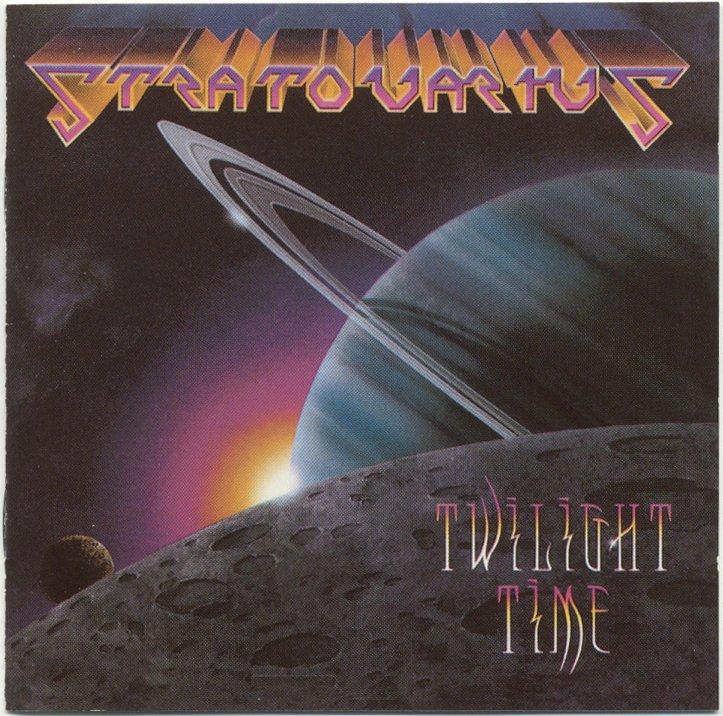 Stratovarius Twilight Time CD