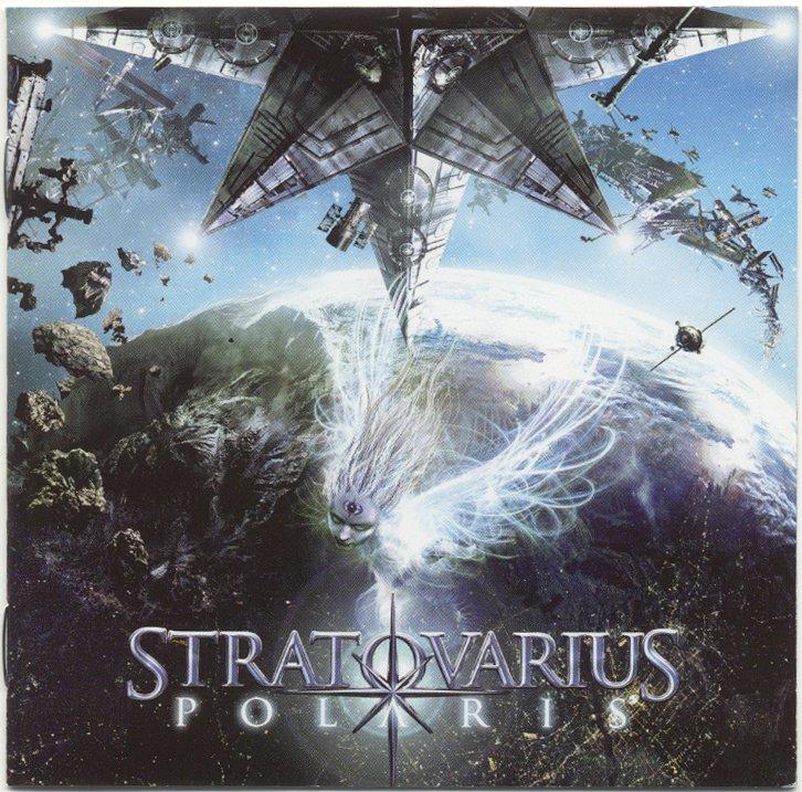 Stratovarius Polaris CD + Bonus Live CD