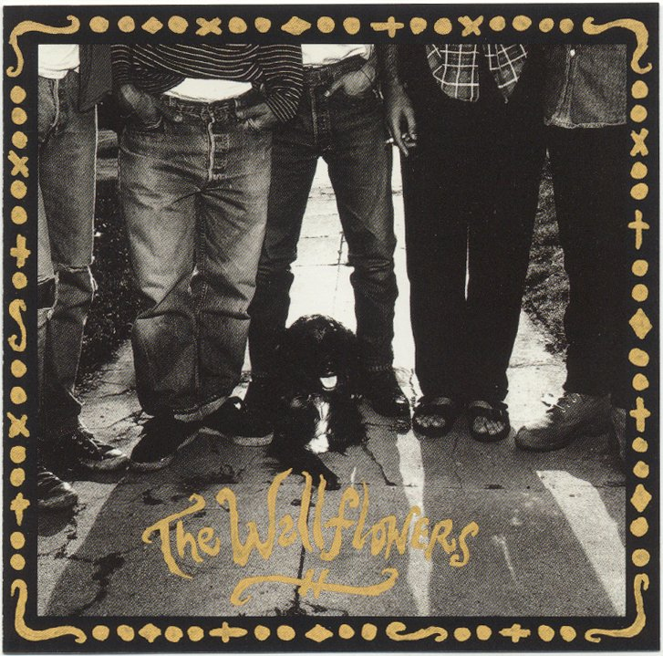 The Wallflowers Self-Titled CD