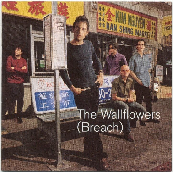 The Wallflowers Breach CD