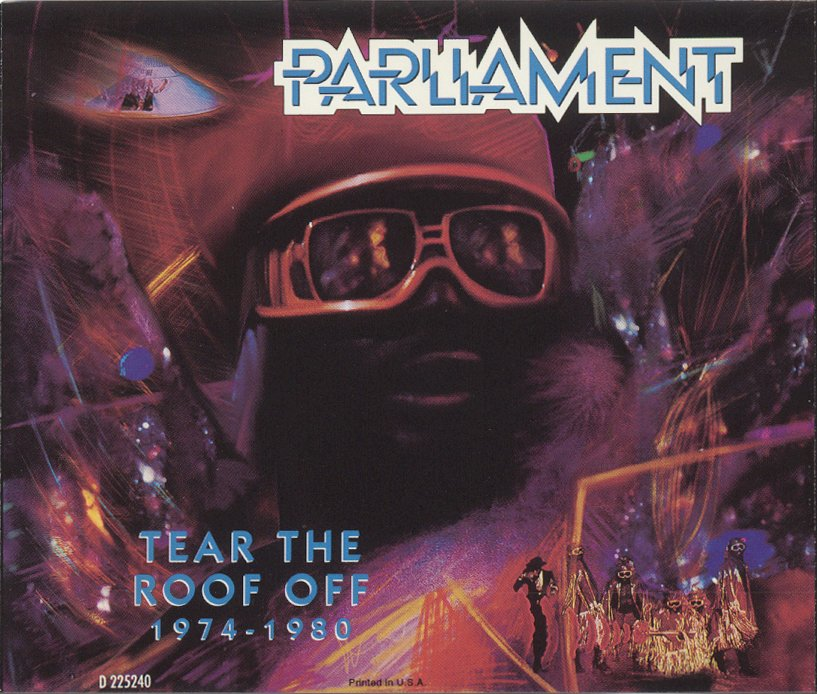 Parliament The the Roof Off 1974-1980 2 CD (Jumbo Jewel Case)