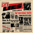 Guns N' Roses G N' R Lies CD