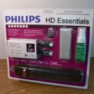 Philips HD Essentials HDMI Cable, Surge Protector, Screen Cleaner