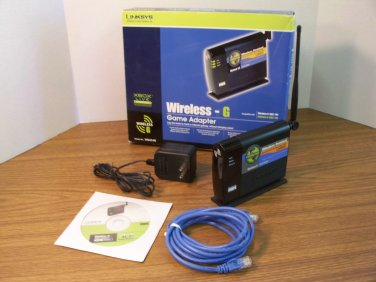 Linksys Wireless-G Game Adapter (WGA54G) *USED*