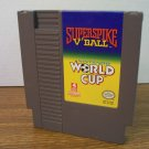 NES Exclusive Official Superspike V'Ball and Nintendo World Cup *USED*