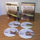 Alaska Into The Wilderness Premium Edition 4-DVD Set *USED*