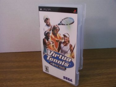 Virtua Tennis World Tour for PSP *USED*