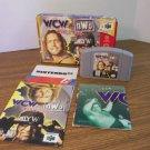 N64 THQ WCW vs. NWO World Tour *USED*