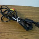Official Genuine Sony Playstation Composite A/V Cable *USED*