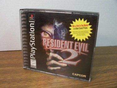 PS1 Capcom Resident Evil 2 *USED*