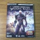 Enemy Territory Quake Wars Strategy Guide Playstation 3 & Xbox 360 *NEW*