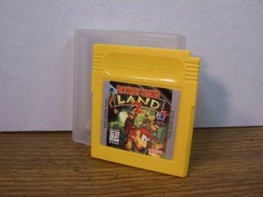 NGB Donkey Kong Land 2 Cartridge and Case *USED*