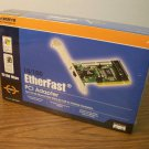 Linksys 10/100 Etherfast PCI Adapter w/Wake-On-LAN (LNE100TX) *NIB*