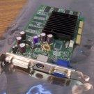 Nvidia Geforce FX-5200 128MB AGP Video Card v200 (8911-280) *USED*