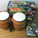 GCN Donkey Kong Junglebeat w/DK Bongos (DOLRGYBE) *USED*