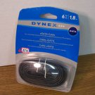 Dynex 6ft 3Gb/s eSATA Cable (DX-C113221) *NEW*