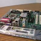 Intel Micro-ATX Socket 775 DDR Desktop Mobo with I/O Shield Backplate (D101GGC) REV 1.02 *USED*