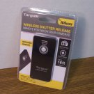 Targus Wireless Shutter Release Remote For Nikon DSLR Cameras (TG-NI200) *NEW*