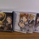 Gunslinger Girl Volumes 1 2 3 Complete 3-DVD Boxset *USED*