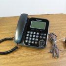 Panasonic Dect 6.0 Plus Corded Phone Base (KX-TG4771B) *USED*