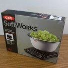 OXO Softworks 5lb. Food Scale with Pull-Out Display (2126900) *NIB*
