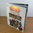 Star Wars the Clone Wars Character Encyclopedia Hardcover Book by Dorling Kindersley *NEW*