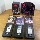 Star Wars Trilogy VHS Vintage Tapes (0609) *USED*