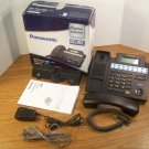 Panasonic Black 4-Line Telephone Digital Speakerphone (KX-TS4100B) *NIB*