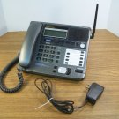 Panasonic 2-Line Telephone Digital Voice Mail System Base (KX-TG2000B) *USED*