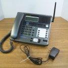 Panasonic 2-Line Telephone Digital Voice Mail System Base (KX-TG2000B) *USED*
