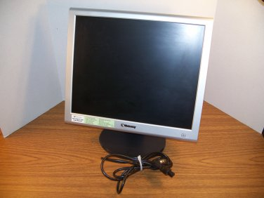 "Gateway 17"" TFT LCD Flat Panel Monitor (FPD1760) 1280x1024 *USED*"