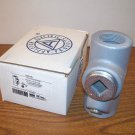 "Appleton EGS 1-1/4"" Mall Iron Sealing Fitting (EYSEF125) *NIB*"