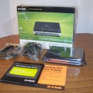 D-Link 4-Port 10/100 LAN Wired Ethernet Broadband Router (EBR-2310) *NIB*
