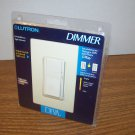 Lutron Diva Light Almond 3-Way Rocker Dimmer Switch (DV-603PH-LA) 120Volt 600W *NEW*