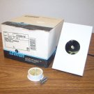 Leviton White 1000W 120Volt Single Pole Rotary Dimmer Switch (61000-W) *NIB*