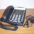 Casio PhoneMate Gold 4-Line Corded Speakerphone Telephone (PMG-4600) *USED*