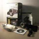 Slick Simpleflix Easy to Use Digital Video Camera (VC120BK-GB) *NIB*
