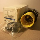 Thomas & Betts Plug (9P54U2T) 50Amp 250Volt 3Pole 4W *NIB*