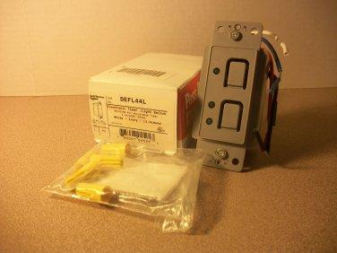 Pass & Seymour Electronic Timer/Light Switch (DEFL44L) 20/40/60Min 4.4Amp 500W 120Volt *NIB*
