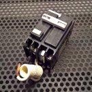 Cutler-Hammer GFCI GFCB Circuit Breaker (GFCB220) 20Amp 240Volt 2Pole 10kA *NOB*