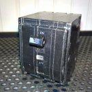Square D QO Circuit Breaker (QO340) 40Amp 240Volt 3Pole 10kA OLD *USED*