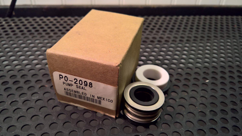 Ingersoll-Dresser PO2098 Pump Flow Serve Seal Kit (PO-2098) *NIB*