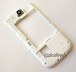 OEM Sprint Samsung Galaxy S 3 III L710 Frame Chassis Rear Housing w/ Camera Lens