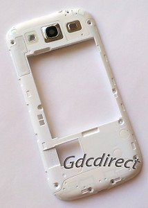 OEM Sprint Samsung Galaxy S 3 III L710 Back Chassis Rear Housing w/ Speaker Lens