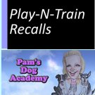 Play-N-Train Recalls