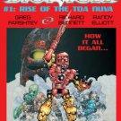 Bionicle #1-Rise of the Toa Nuva-Bionicle Graphic Novels
