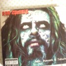 ROB ZOMBIE - PAST, PRESENT & FUTURE DOUBLE BONUS SET
