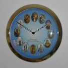 Blessed Mother Spiritual Musical Melody Wall Clock