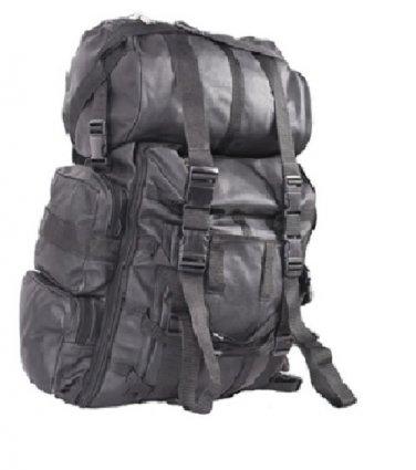 "Soft Premium Cowhide Leather Adventure Sissy Bar Bag 15"" x 6.5"" x 25"""